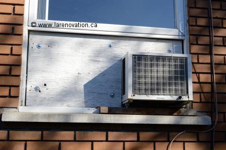 installer un climatiseur dans une fen tre de maison