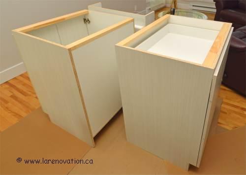 Cabinets et armoires de cuisine
