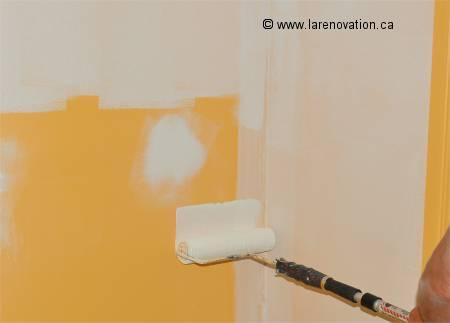comment faire le d coupage de peinture. Black Bedroom Furniture Sets. Home Design Ideas