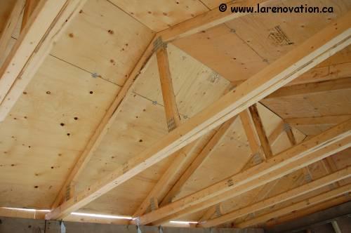 Les fermes de toit trust - Plan cabanon de jardin ...
