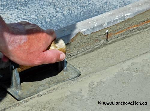 Plan confidentialit conversion m trique - Renover escalier beton ...