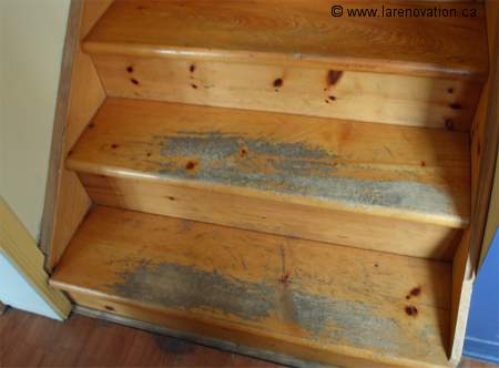comment repeindre un escalier en bois vernis meilleures images d 39 inspiration pour votre design. Black Bedroom Furniture Sets. Home Design Ideas