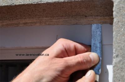 Refaire Les Joints De Calfeutrage Des Portes Et Fenêtres