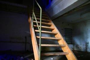 Construire un escalier int rieur limon trac for Construire un escalier droit