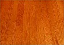 Photo d'un plancher de bois franc