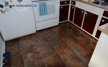 Les rev tements de sol pour la cuisine for Plancher bois cuisine