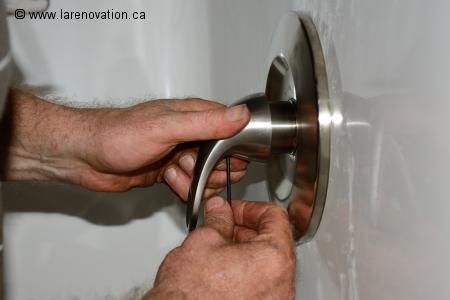 Comment Installer Le Robinet D Une Douche