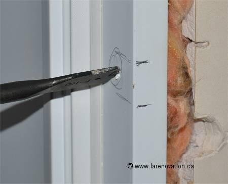 comment faire l installation d une poign 233 e de porte