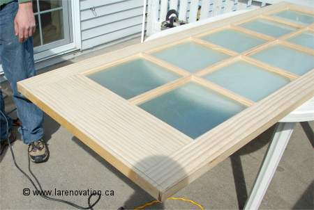 comment renover une porte d entree en bois - maison design ... - Comment Renover Une Porte D Entree En Bois