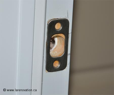 Comment Installer Une Serrure De Porte D'Entrée