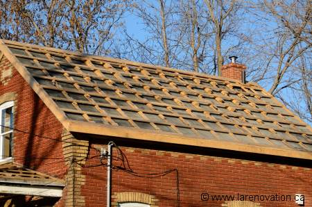 Tole ondulée pour toiture